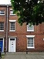 Edward Elgar Lived Here 1857-1934 (Elgar Society).jpg