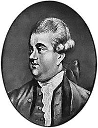 Edward Gibbon (1737–1794).