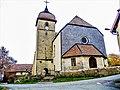 Eglise Saint-Desle et Saint-Bénigne. Dambelin.jpg