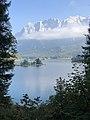Eibsee Grainau Zugspitze.jpg