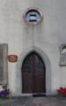 Eichenzell Loeschenrod Church Alte Wehrkirche Portal f.png