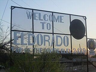 Eldorado, Texas City in Texas, United States