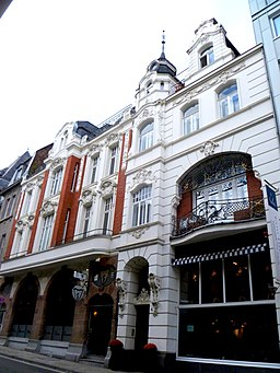 Elisabethstraße in Aachen