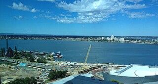 Perth waterfront development proposals