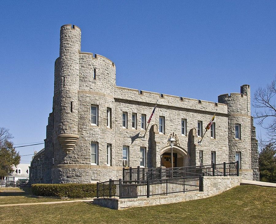 Elkton Armory