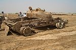 Engineer Airfield Expansion Mission Uncovers Tank DVIDS169862.jpg