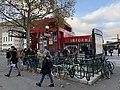 Entrée Station Métro Porte Pantin Paris 4.jpg