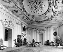 Entrance hall Sutton Scarsdale Hall 1919.jpg
