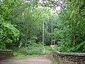 Entrance to Hopwas Hays wood - geograph.org.uk - 834320.jpg