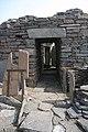 Entrance to Mid Howe broch - geograph.org.uk - 1302055.jpg