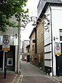 Entrance to Rose Yard - geograph.org.uk - 948347.jpg