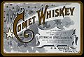 Ephemera Collection, Comet Whiskey label Wellcome L0030514.jpg