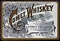 Ephemera Collection, Comet Whiskey label Wellcome L0030514.jpg