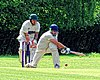 Epping Foresters CC v Abridge CC at Epping, Essex, England 030.jpg
