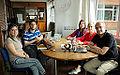 Equipo del proyecto Wikipedia en la Educación 2013-2014.jpg