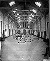 ErfgoedLeiden LEI001015556 Gymnastiekzaal van de Gymnastiekschool aan de Pieterskerkgracht in Leiden.jpeg