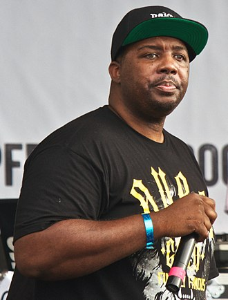 Erick Sermon - Sermon performing in 2013