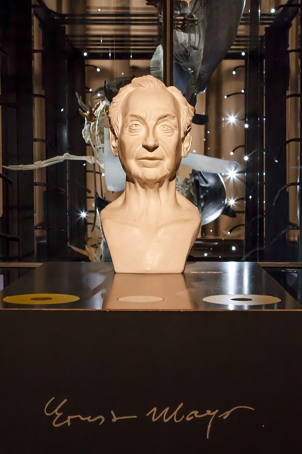 Ernst Mayr - Büste - Museum für Naturkunde - Berlin