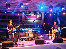 Erogene zone (Bosnian rock band) 2015.JPG