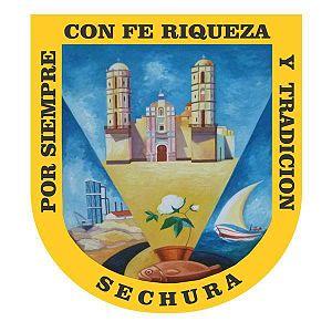 Sechura - Image: Escudo Sechura