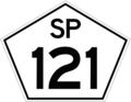 Escudo da rodovia SP-121.png