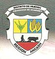 Escudo del distrito de Huayán, Ancash, Perú.jpg