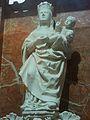 Escultura gòtica de la Mare de Déu a l'església de santa Maria d'Alacant.jpg