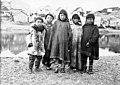Eskimo children, Nome, Alaska, between 1901 and 1911 (AL+CA 45).jpg