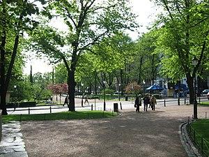 Esplanadi - The Esplanadi park