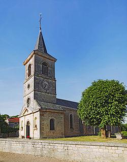 Essarois Commune in Bourgogne-Franche-Comté, France