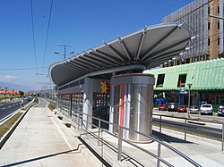 Bienvenidos a mi Ciudad..... MÉRIDA, VENEZUELA - Página 2 250px-Estacion_trole