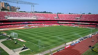 football stadium in Brazil