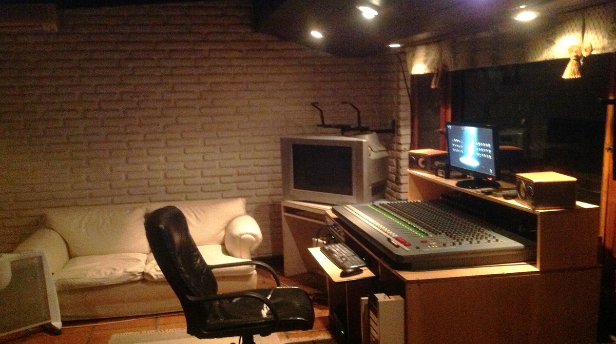 Image Result For Building Music Studio