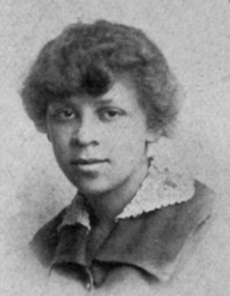 Ethel Ray Nance - Ethel Ray from Duluth Central High School's yearbook, the Zenith