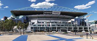 St Kilda Football Club - Docklands Stadium – St Kilda's home ground