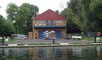 Eton Excelsior Rowing Club - Image: Eton Excel RC01