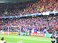 Euro2008 Holland against France - Supporters of France.JPG