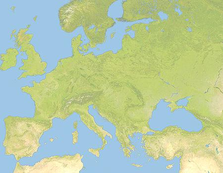 Trzecia Krucjata znajduje się w Europie bez skrajnej północy
