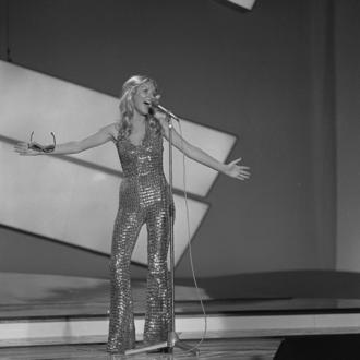 Anne-Karine Strøm - Anne-Karine Strøm at the 1976 Eurovision Song Contest