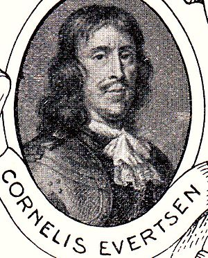 Cornelis Evertsen the Elder