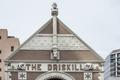 Exterior detail of the Driskill, a venerable Austin, Texas, hotel LCCN2014632641.tif