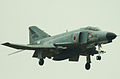 F-4EJ kai (437) of 302 Sqn landing at Hyakuri Air Base, -1 Nov. 2010 a.jpg