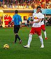 FC Liefering gegen Austria Lustenau SKY go Liga 23.JPG