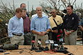 FEMA - 35181 - Secretary Chertoff and FEMA Administrator Paulison in Missouri.jpg