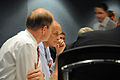 FEMA - 35626 - DHS Secreatry Chertoff at FEMA Headquarters.jpg