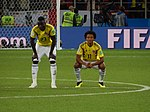 FWC 2018 - Round of 16 - COL v ENG - Photo 133.jpg