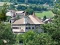 Fahlburg, Prissian, Jakobsweg zwischen Meran und Bozen, Trentino, Südtirol, Italien - panoramio (1).jpg