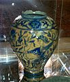 Faience vase from Erivan Khanate in Museum of History of Azerbaijan.jpg