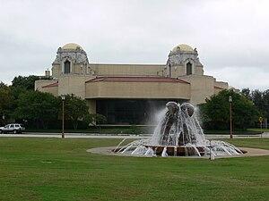 Music Hall at Fair Park - Image: Fair Park Music Hall 2