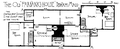 Fairbanks House, Dedham - Floor plan.png